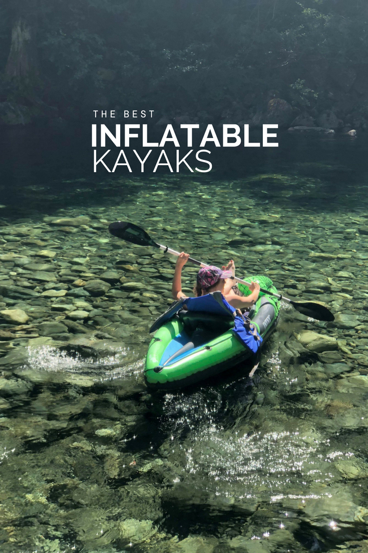 the Ultimate Guide to the Best Inflatable Kayak for Sale