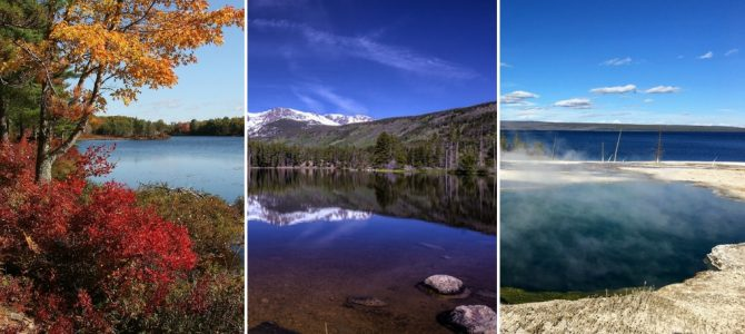 Best Lakes in the USA