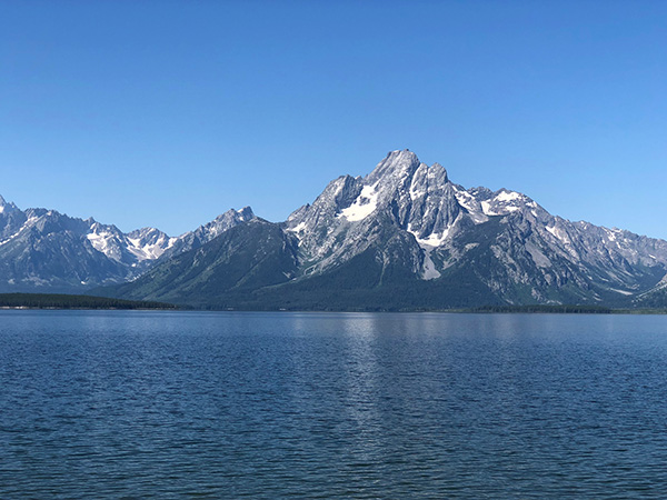 Jackson Lake Top USA Lakes for Fishing